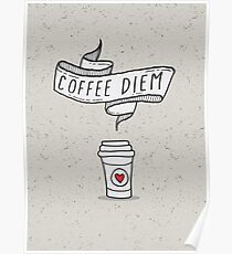 Coffee Diem Poster