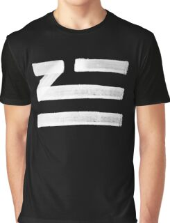 Zhu logo Graphic T-Shirt
