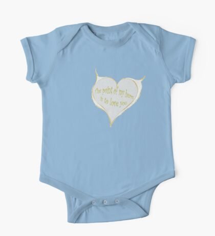 Hearty Greeting Kids Clothes