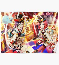 Love Live! School Idol Project - Big Top Circus Poster