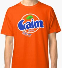 Orange Arms = Tangy Classic T-Shirt