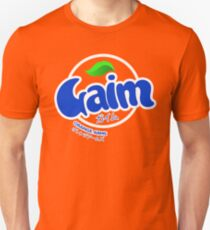 Orange Arms = Tangy Unisex T-Shirt