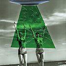 Alien Abduction  by Sophie Moates
