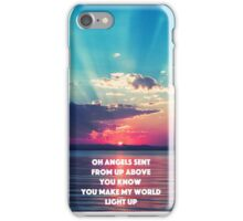 Hymn for the Weekend  iPhone Case/Skin