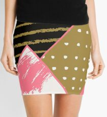 mountains Mini Skirt