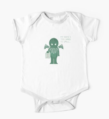 Monster Issues - Cthulhu Kids Clothes