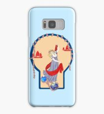 Tarot Two of Coins Samsung Galaxy Case/Skin