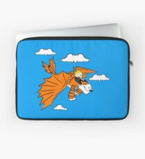 How to Train your Calvin and Hobbes Laptop Sleeve