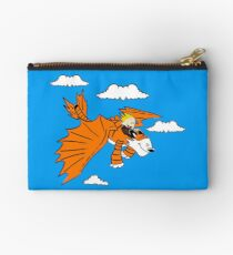 How to Train your Calvin and Hobbes Studio Pouch
