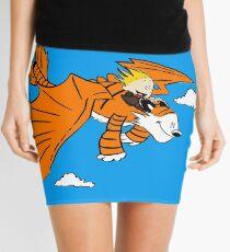 How to Train your Calvin and Hobbes Mini Skirt
