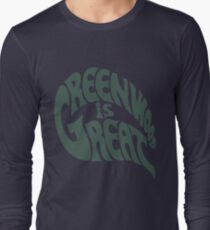 Greenwood Is Great T-Shirt