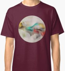 Something big landed in the tidal flats last night Classic T-Shirt