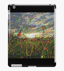 DeepDream Pictures, Landscapes 001 (Traumgeschoepfe) iPad Case/Skin