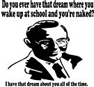 Naked at School Dream by tommytidalwave