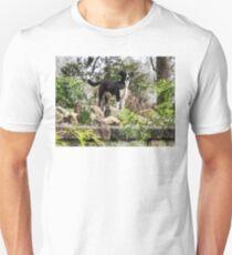 Terrier Standing Guard T-Shirt