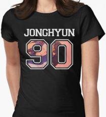 Camiseta entallada para mujer SHINee - Jonghyun 90