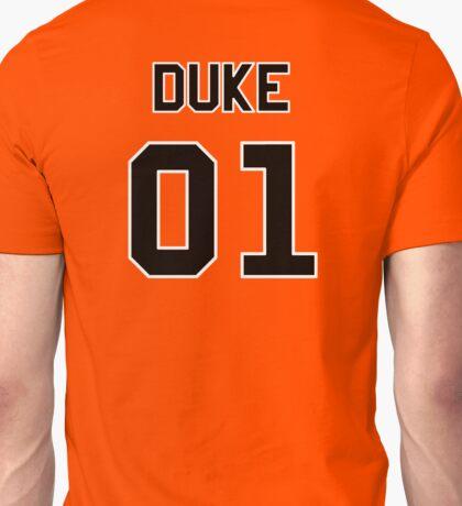 Dukes Of Hazzard 01 Orange T-shirt