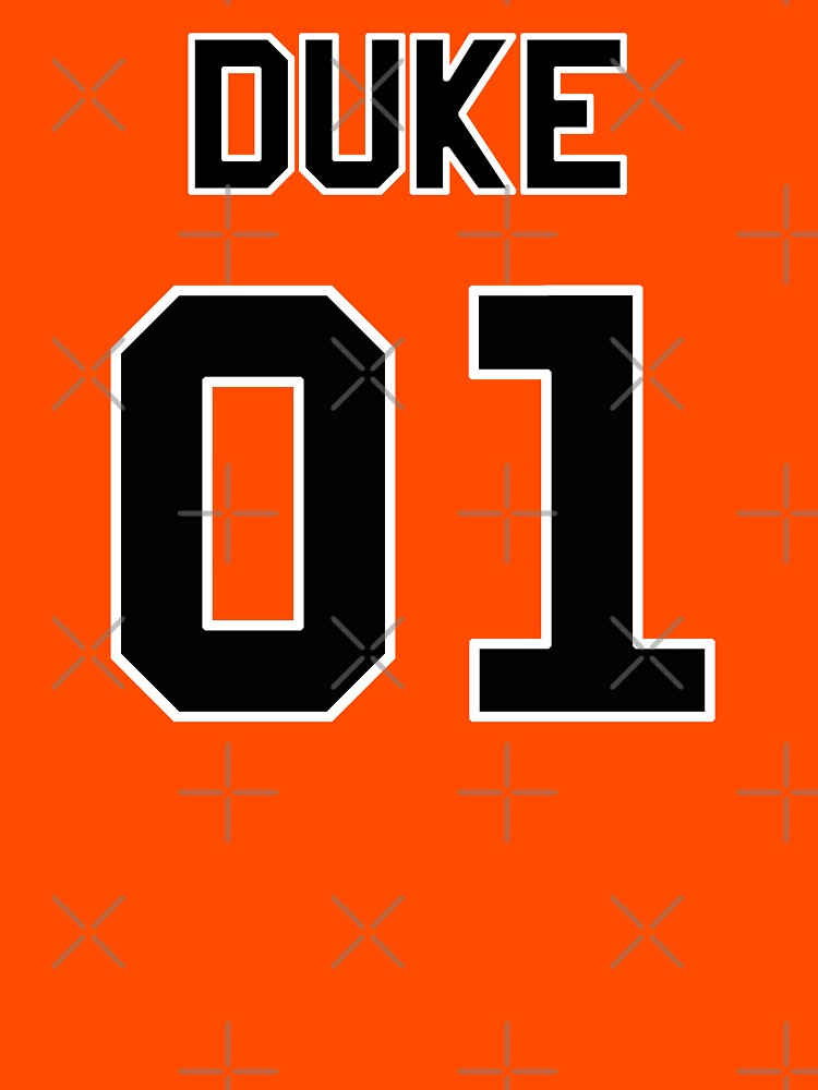 "the general lee jersey – dukes of hazzard, 01"" t-shirts & hoodies"