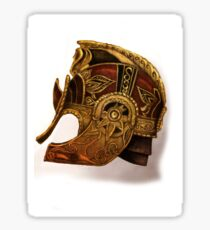 Rohirrim Battle helmet Sticker