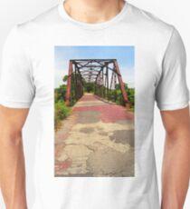 Route 66 - One Lane Bridge T-Shirt