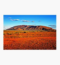 Mount Augustus Photographic Print