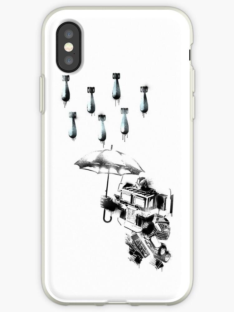 Optimus Prime - Urban Warfare by deadbunneh