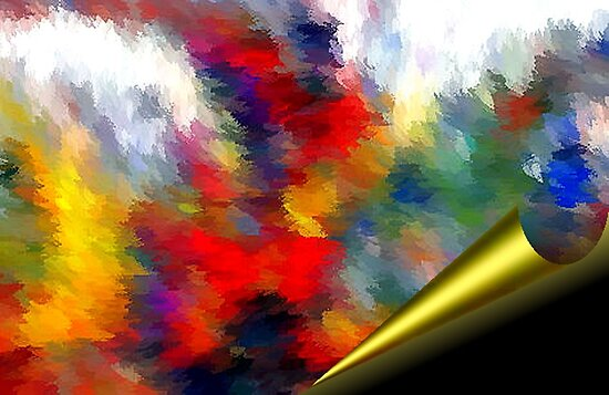 From The Painting Easel #1 by glink
