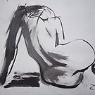 Curves 26 - Female Nude by CarmenT