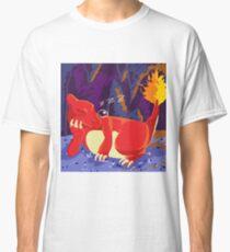 Sleeping Charmeleon Classic T-Shirt