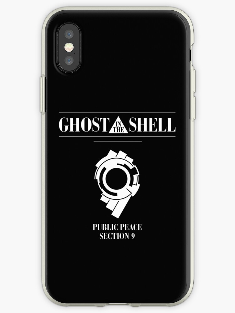 online store f6483 d5bfb 'Ghost in the Shell T-shirt / Phone case / Mug / More 2' iPhone Case by  zehel