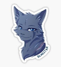 Warriors Stickers - Bluestar Sticker