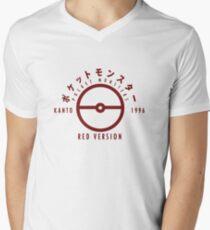 Pokemon Red Version T-Shirt