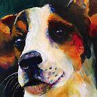 Dotty The Jack Russell Terrier by ClareWassermann