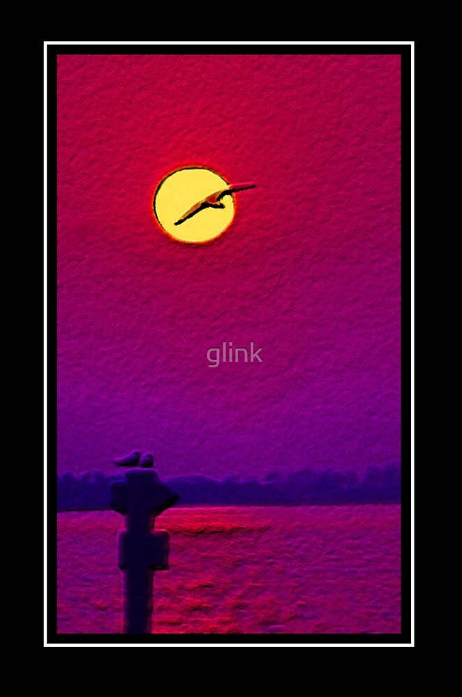 Into The Sun by glink