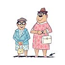 #01 A Two Ronnies Sketch by Ian Spendloff