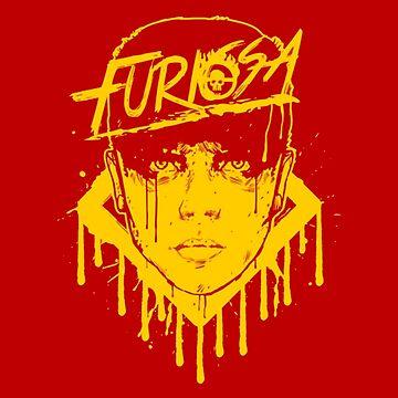 Mad-Furiosa by Irrational-Art