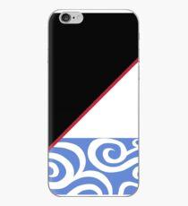 Gintama Gintoki Yukata Pattern iPhone Case