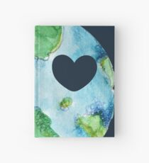 Earth Day Love Hardcover Journal