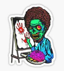 The Joy Of Brains Sticker