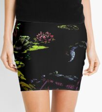 The Scorpion and the Frog Mini Skirt
