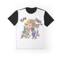 Skyward Shuffle Graphic T-Shirt