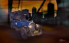"""1925 Packard Paddy Wagon - """"Say What?"""" by Ted Byrne"""