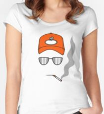 Rusty Shackleford Women's Fitted Scoop T-Shirt