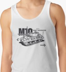 M10 Tank Destroyer Tank Top