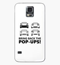 Bring back the pop-ups! Case/Skin for Samsung Galaxy