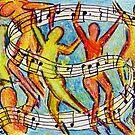 The Dance by Robin Monroe