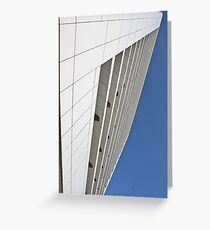 Architecture #1 Greeting Card