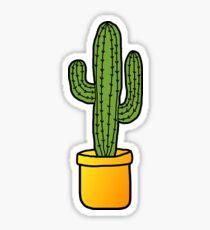 Saguaro Sticker