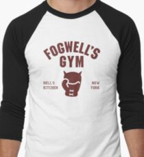 Fogwell's Gym Men's Baseball ¾ T-Shirt