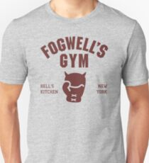 Fogwell's Gym T-Shirt